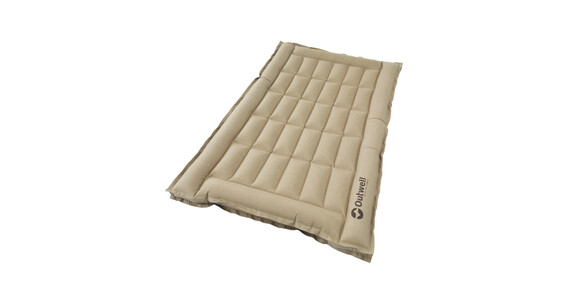 Outwell Airbed Box Campingbed Double beige